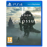Spēle priekš PlayStation 4, Shadow of the Colossus