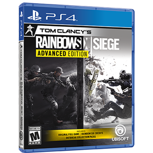 Spēle priekš PlayStation 4, Rainbow Six: Siege Advanced Edition