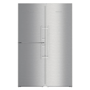 Ledusskapis Side-by-Side Premium, Liebherr / augstums: 185 cm