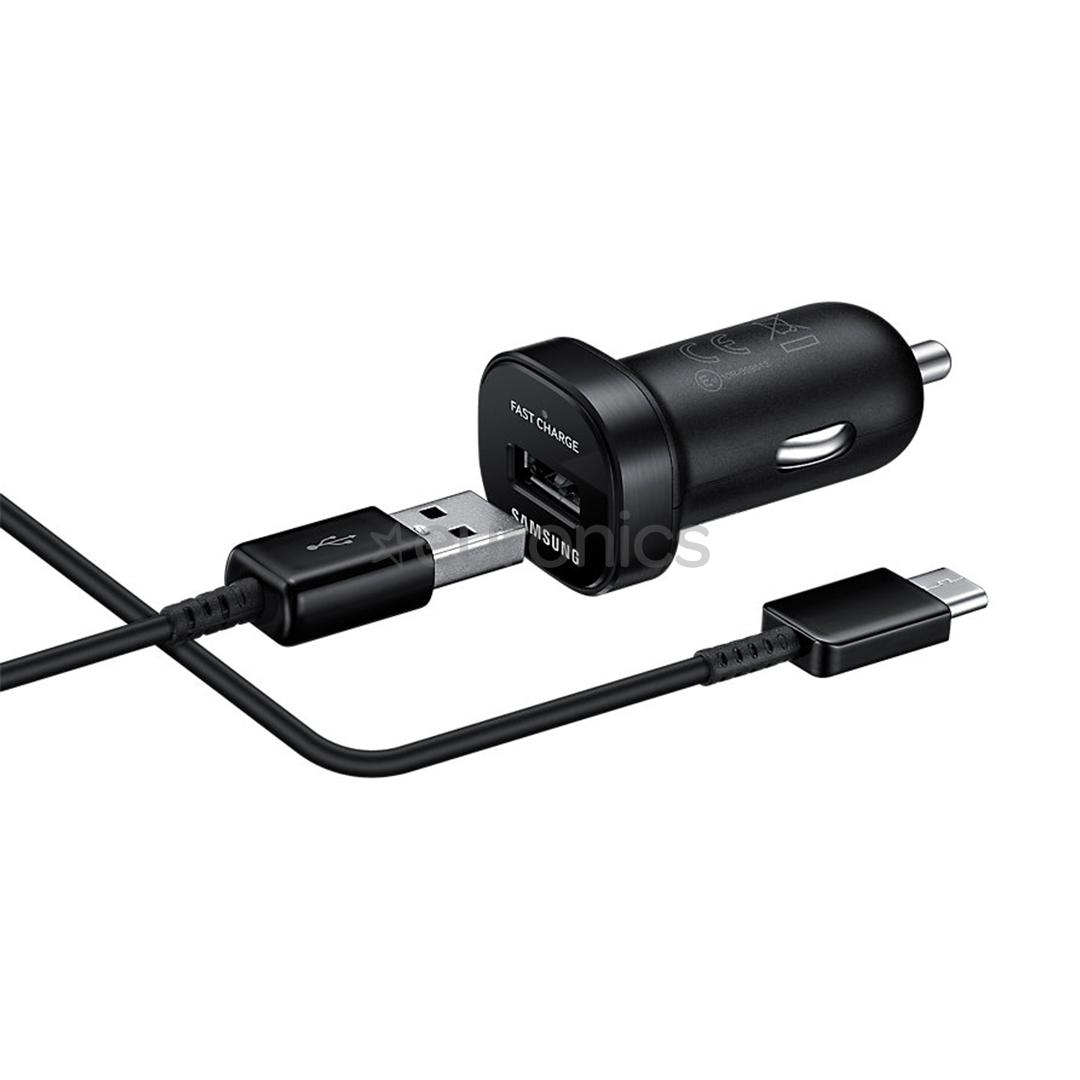 автомобильное зарядное устройство Usb C Samsung Ep Ln930cbegww