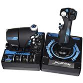 Spēļu kontrolieris Saitek X-56 Rhino, Logitech