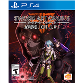 Spēle priekš PlayStation 4, Sword Art Online: Fatal Bullet