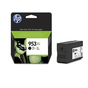 Tintes kārtridžs 953XL, HP / melna