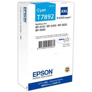 Tintes kārtridžs 79XXL, Epson / zila