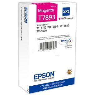 Tintes kārtridžs 79XXL, Epson / fuksīns