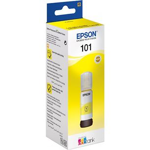 Tinte EcoTank, Epson / dzeltena