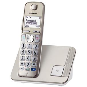 DECT bezvadu tālrunis, Panasonic