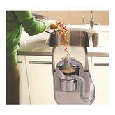 Pārtikas atkritumu smalcinātājs ISE Model 66, InSinkErator