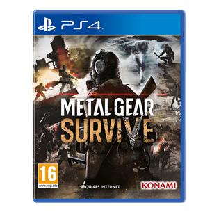 Spēle priekš PlayStation 4, Metal Gear Survive