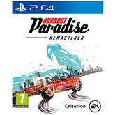 Spēle priekš PlayStation 4, Burnout Paradise Remastered