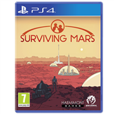 Spēle priekš PlayStation 4, Surviving Mars
