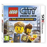 Spēle priekš Nintendo 3DS, Lego City Undercover: The Chase Begins