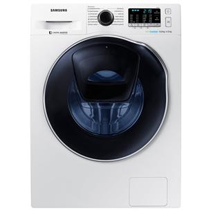 Veļas mazgājamā mašīna ar žāvētāju Ecobubble™Add Wash, Samsung / 1400 apgr./min.