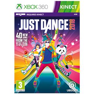 Spēle priekš Xbox 360, Just Dance 2018