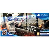 Spēle priekš PlayStation 4 VR, Bravo Team + Aim kontrolieris