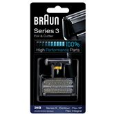 Replacement Foil and Cutter Braun Series 3