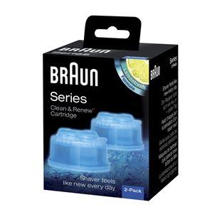 Clean and Recartridge, Braun CCR2
