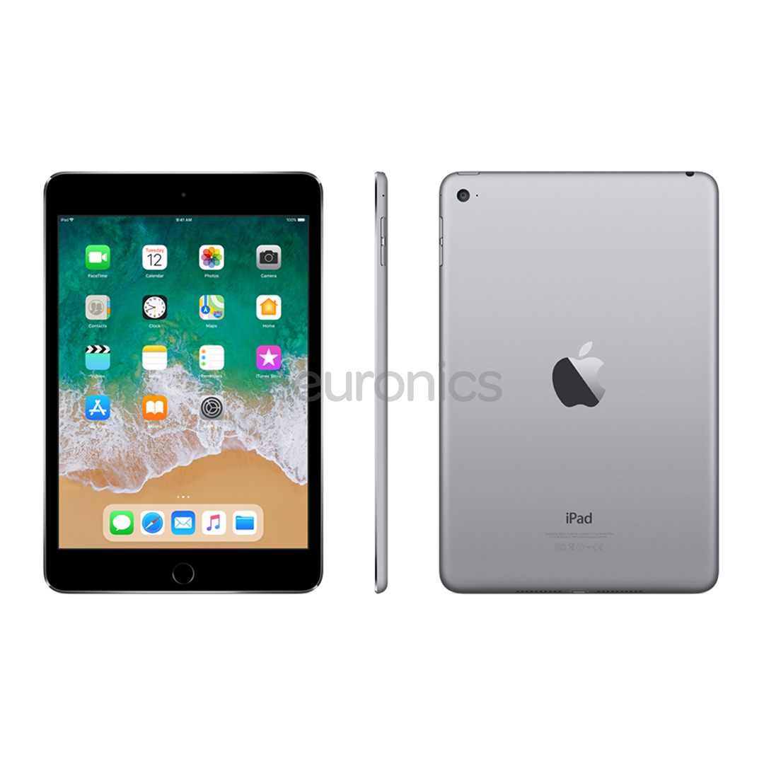 tablet apple ipad mini 4 128 gb wifi mk9n2hc a. Black Bedroom Furniture Sets. Home Design Ideas