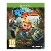 Xbox One game Rad Rodgers