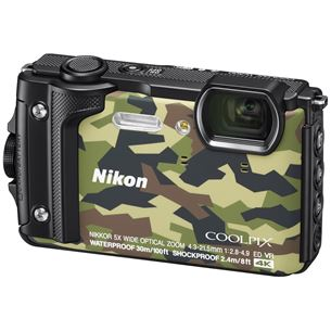 Digitālā fotokamera COOLPIX W300, Nikon