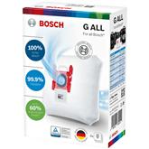 Putekļu maisiņi PowerProtect, Bosch