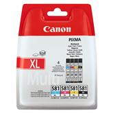 Kārtridžs CLI-581 XL Multipack, Canon