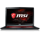 Portatīvais dators GL72M, MSI