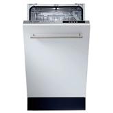 Iebūvējama trauku mazgājamā mašīna, Sharp / 9 komplektiem