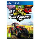 Spēle priekš PlayStation 4, Pure Farming 2018