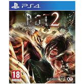 Игра для PlayStation 4, Attack on Titan 2