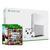 Spēļu konsole Microsoft Xbox One S (1 TB) + 3 spēles