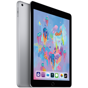 Planšetdators iPad 9.7 (2018, 32 GB), Apple / WiFi