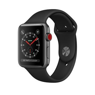 Viedpulkstenis Apple Watch Series 3 GPS / 38mm