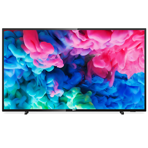 55 Ultra HD 4K LCD televizors, Philips