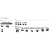 50 Ultra HD 4K LED LCD televizors, Philips