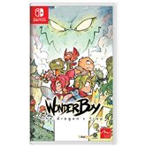 Spēle priekš Nintendo Switch, Wonder Boy: The Dragons Trap