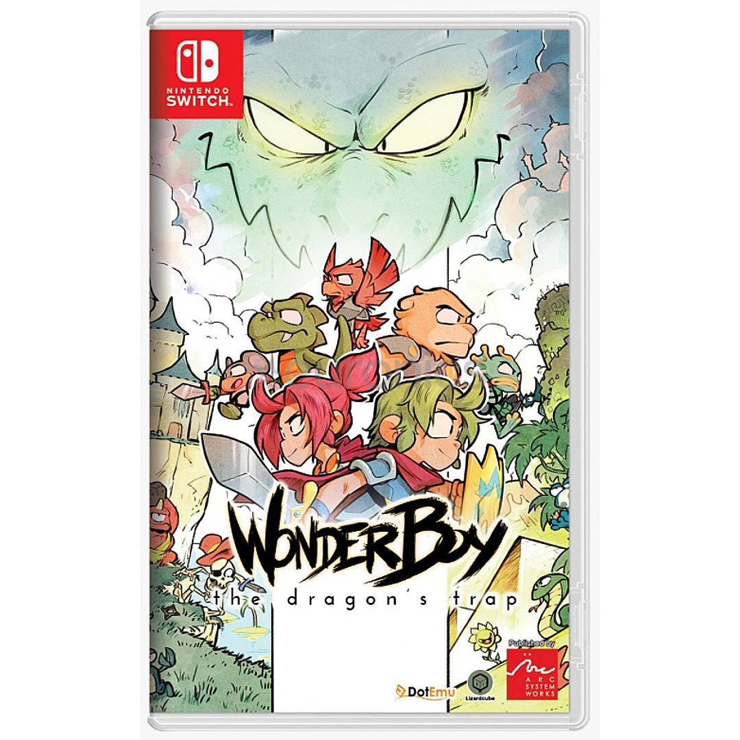 Switch Game Wonder Boy The Dragons Trap