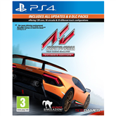 Игра для PlayStation 4, Assetto Corsa Ultimate Edition