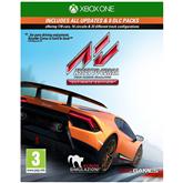 Spēle priekš Xbox One, Assetto Corsa Ultimate Edition