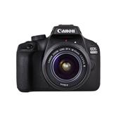 DSLR camera EOS 4000D + 18-55mm III EF-S, Canon