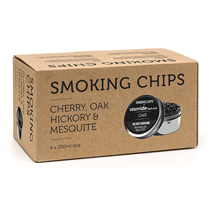 Koka skaidas dūmošanai Smoking Chips, Sage