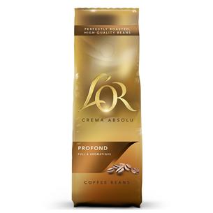 Kafijas pupiņas Crema Absolu Profond, LOR / 500G