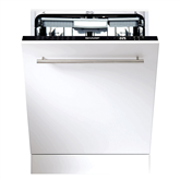 Iebūvējama trauku mazgājamā mašīna, Sharp / 15 komplektiem