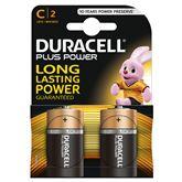 Baterijas C, Duracell / 2 gab
