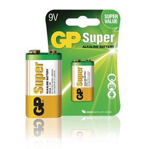 Baterija 9V, GP