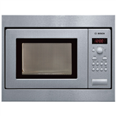 Built-in microwave, Bosch / capacity: 17 L