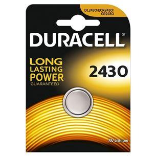 Baterija CR2430, Duracell