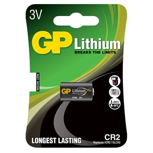 Baterija CR2, GP
