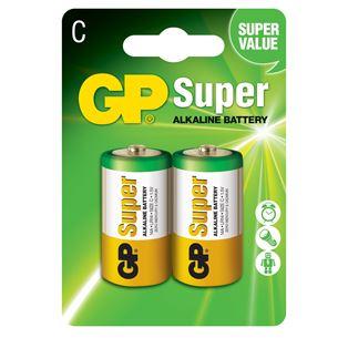 Baterijas С, GP / 2 gab