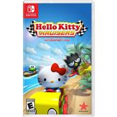 Spēle priekš Nintendo Switch, Hello Kitty Kruisers